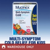C11748784PGI_Children's Mucinex, multi-symptom cold, 8 Ounces