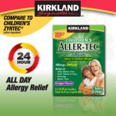 C430910_Children's Aller-Tec, 16 Ounces
