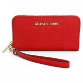 MK0003_Michael Kors Wallet, red